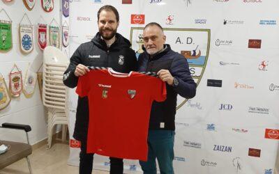 Javi Cuesta, nuevo entrenador del AD Henares